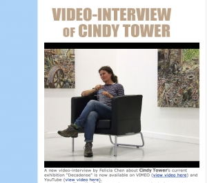 Cindy Tower Interview